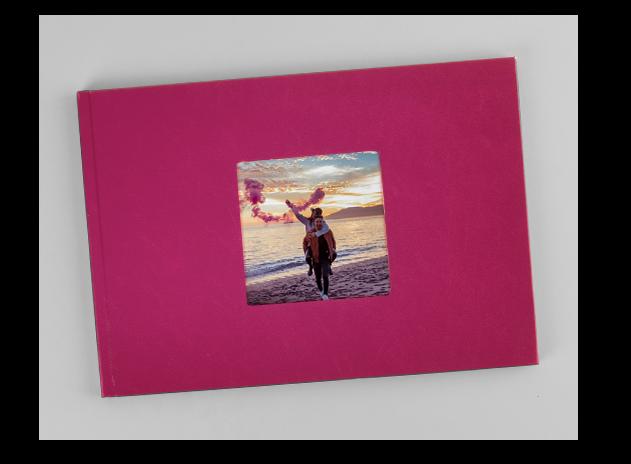 Fotoksiążka LUX A4 poziom